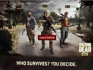The Walking Dead - No Man's Land v1.1.1.19 [MOD] - andromodx