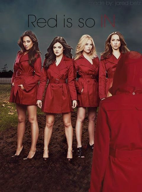 Pretty Little Liars 4 Temporada Todas as Terças