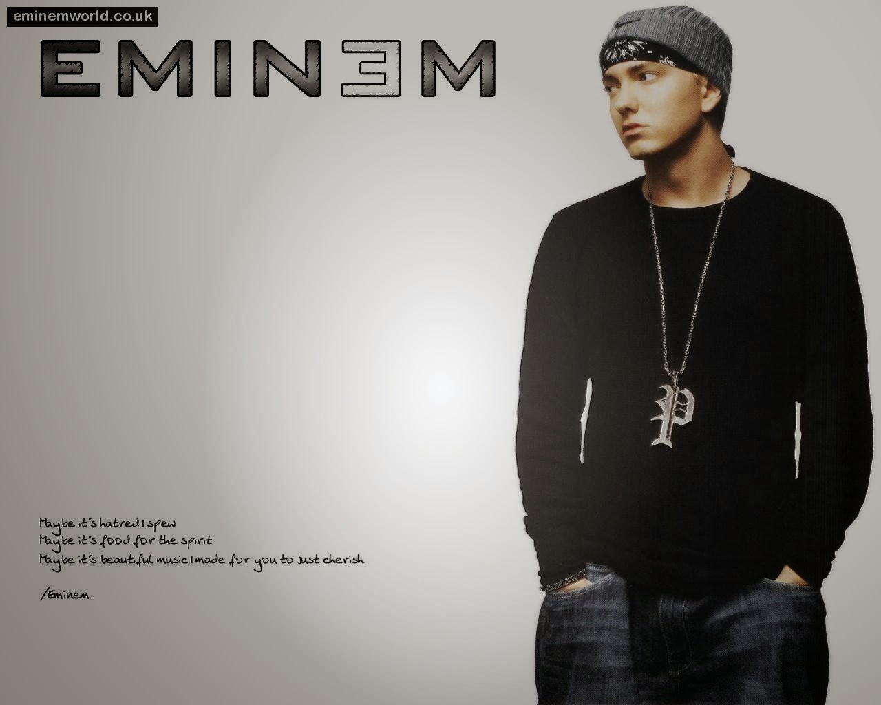 a report on the career and music of eminem an american rapper Marshall bruce mathers iii, best known by his stage name eminem, is an american rapper, songwriter, record producer, and actor in addition to his solo career, eminem is a member of the group d12, as well as one half of the hip hop duo bad meets evil, alongside royce da 5'9.