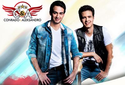 Conrado e Aleksandro   Disco Voador