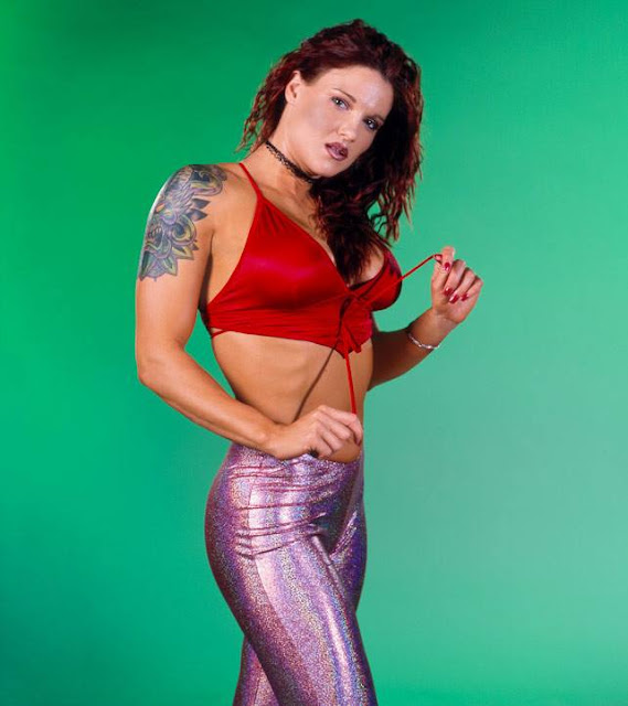 Lita - Female Wrestling