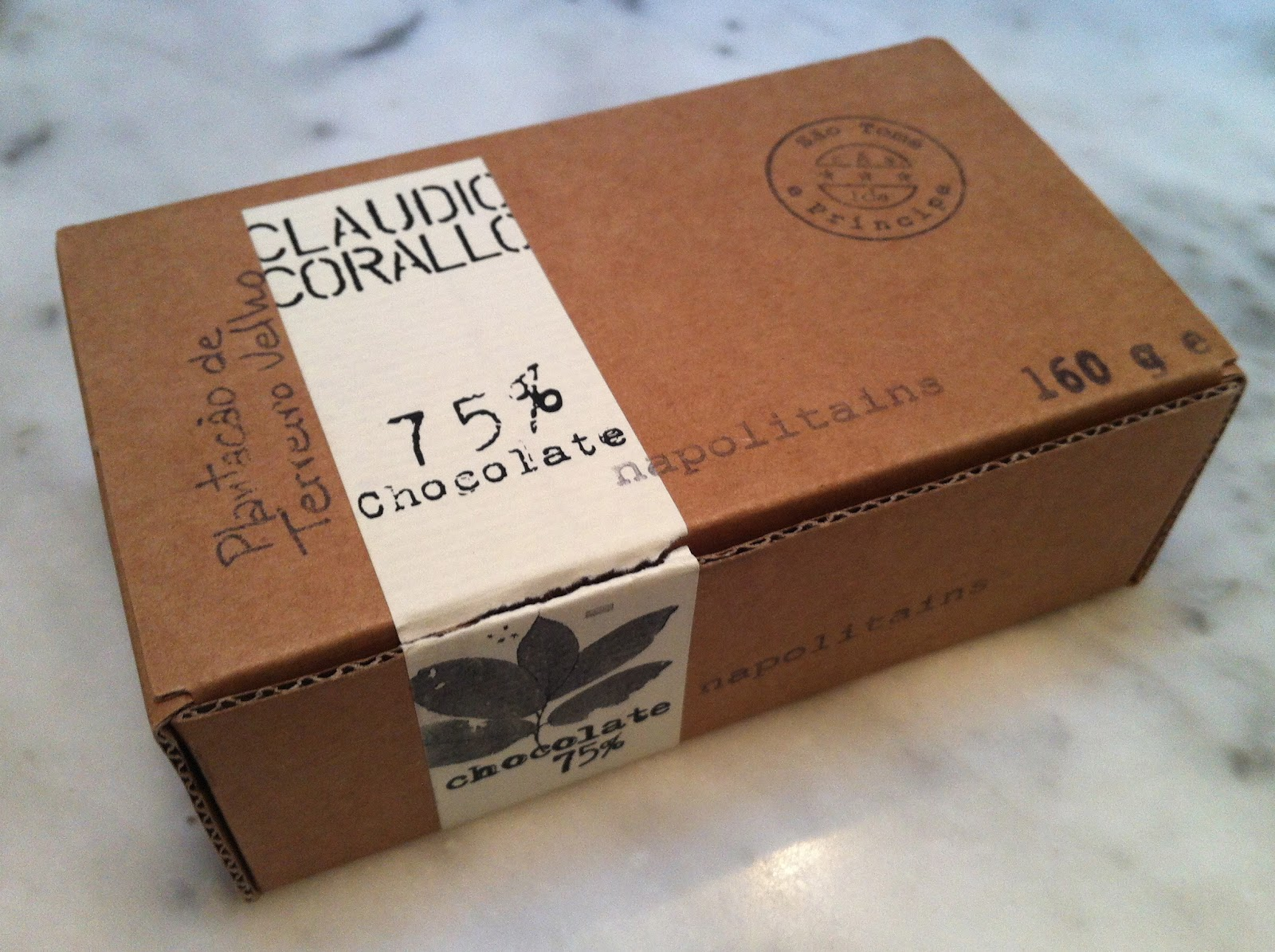 The most expensive chocolate I've ever eaten - Good Taste is the ...