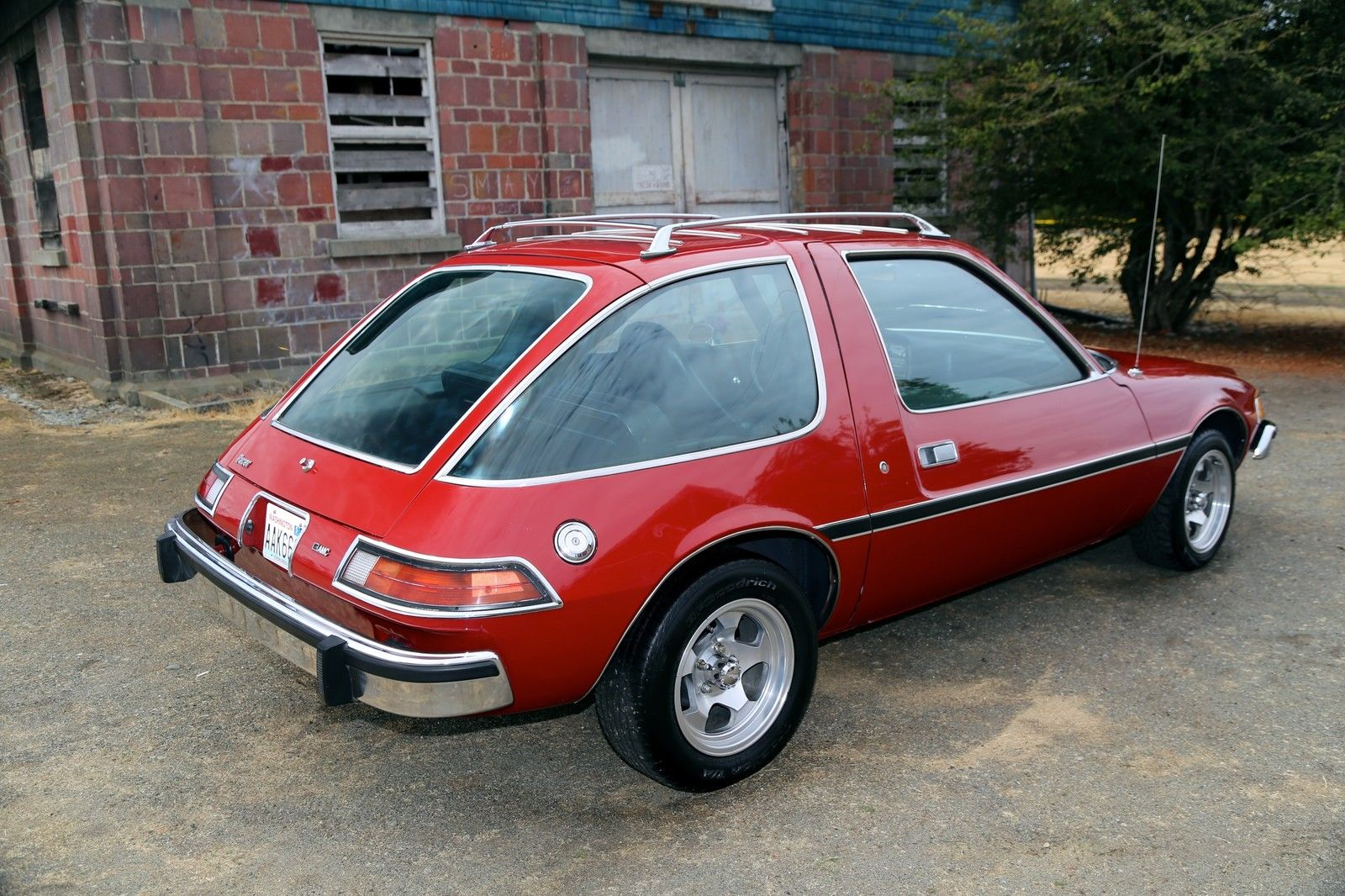 Daily Turismo: Flying Fishbowl: 1975 AMC Pacer