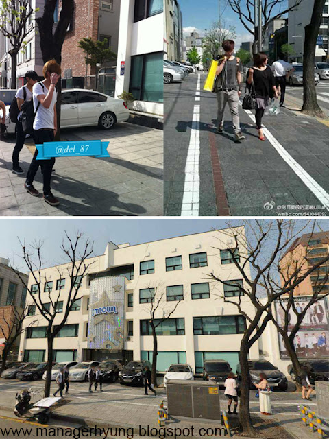 exo shooting locations
