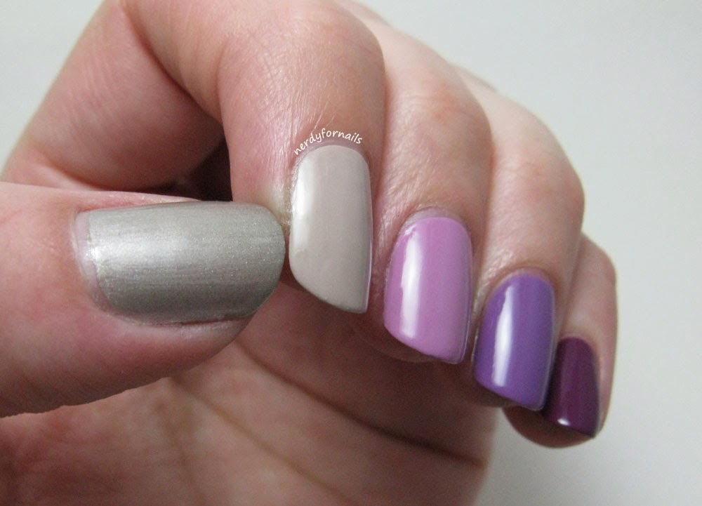 Easter Ombre Pastel Purple