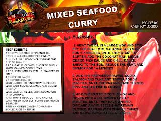 Kusina Master Recipes: Mixed Seafood Curry