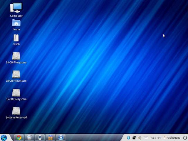 Zorin OS 6.2