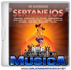 40 40 Sucessos Sertanejos (2012) | músicas