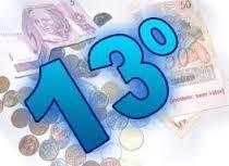 pagamento da metade do 13º de aposentados e pensionistas