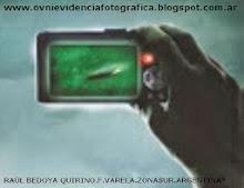 FOTOS DE OBJETOS VOLADORES NO IDENTIFICADOS.