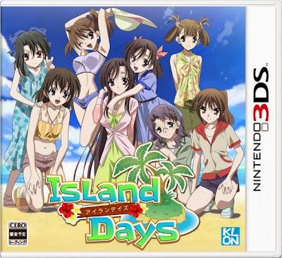 Island Days nuevo juego galge 0verflow school days anuncio