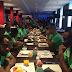 Vincent Enyeama, Mikel Obi at Super Eagles camp.