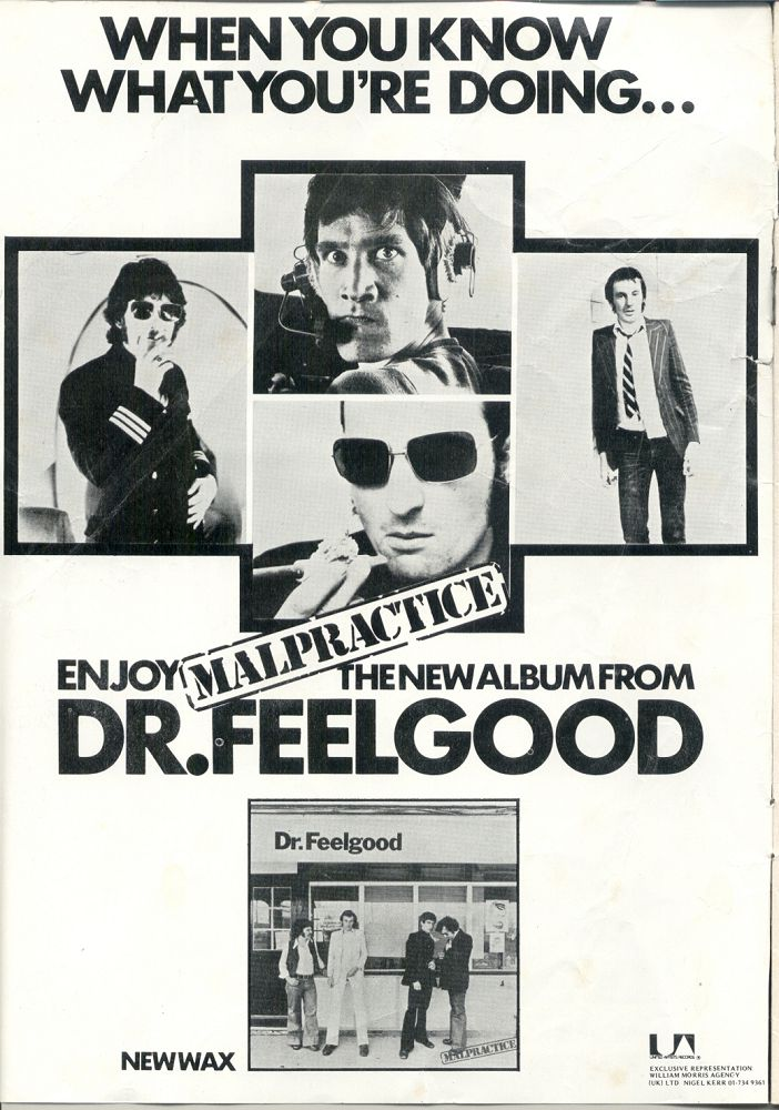 Dr. Feelgood BBC Sessions 1973-1978