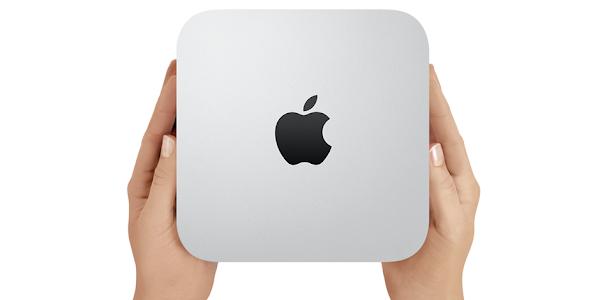 Apple Mac mini hands on