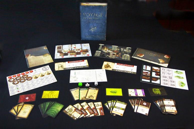 juegos de mesa geeks robinson crusoe voyage of the