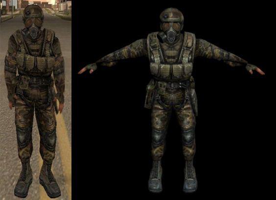 Skins para militares o policias swat. o otra cosa. Preview