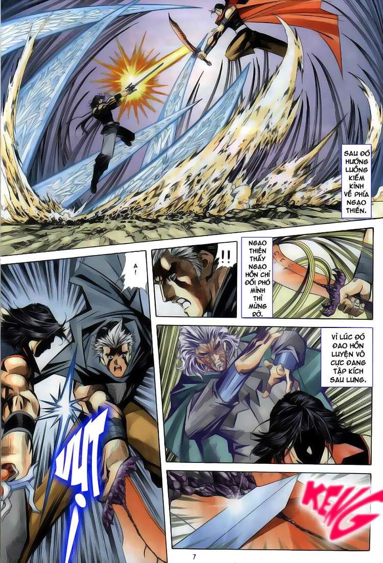 Kiếm Hồn - Sword Soul chap 63 - Trang 9