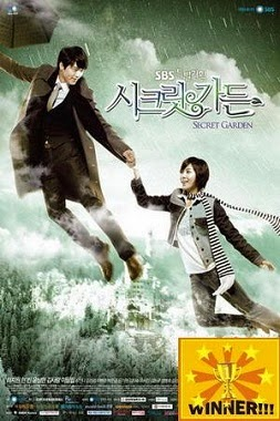 The Best Korean Drama of 2011 - Secret Garden