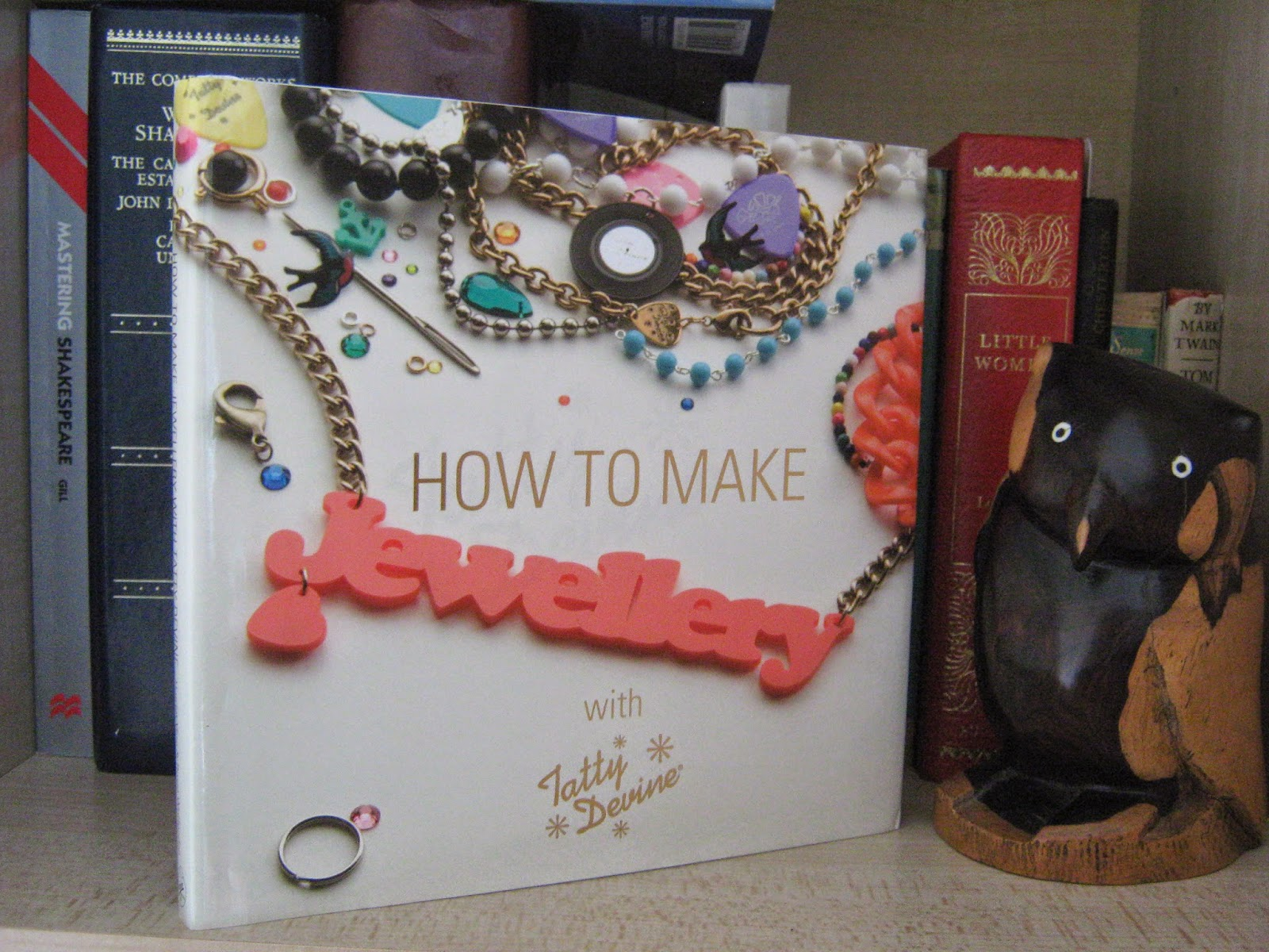Review How To Make Jewellery With Tatty Devine