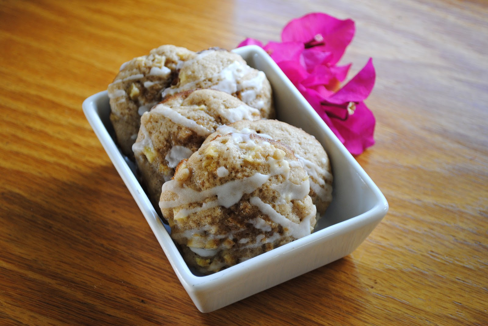 Beti Vanilla: Apple Cinnamon Cookies