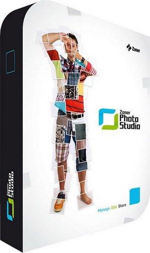 Программа Zoner Photo Studio помогает ворочать Вашими карточками. . Получа