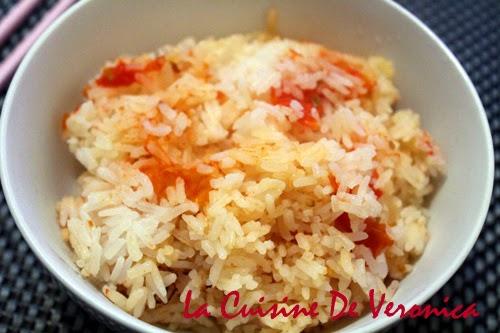 La Cuisine De Veronica 蕃茄飯