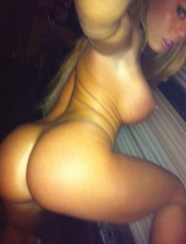 Busty Blonde Big Ass