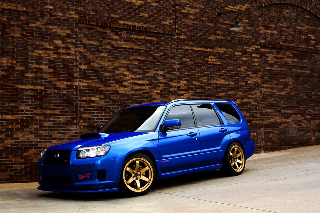 146. Zdjęcia #049: Subaru Forester (SF, SG, SH). 日本車 スバル