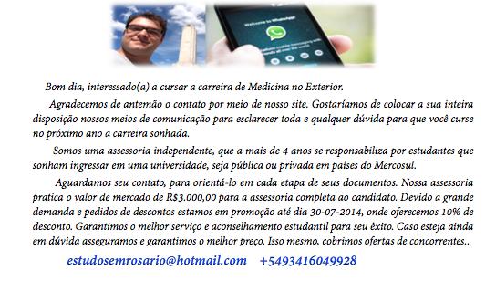Estudos em Rosario