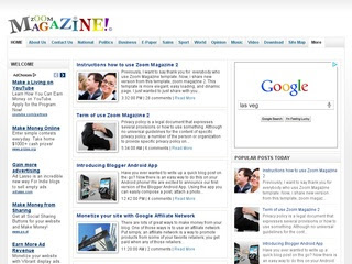 Zoom Magazine 2 V2