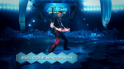 PlayStation All-Stars Battle Royale - Evil Cole Mcgrath - We Know Gamers