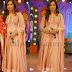 Shreya Goshal Peach Color Salwar
