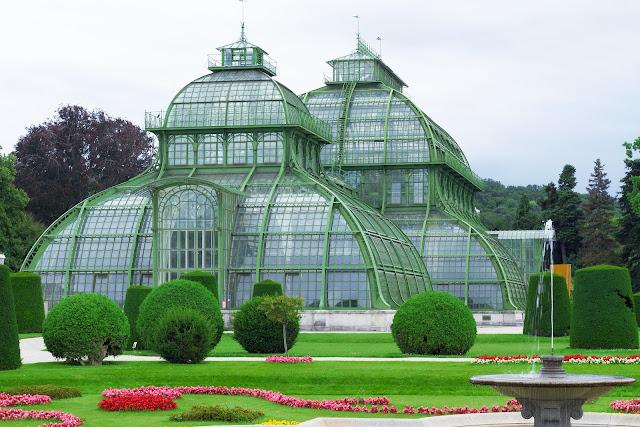Botanical Garden in Vienna