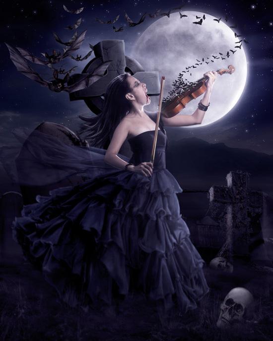 Vampire Queen by Pygar
