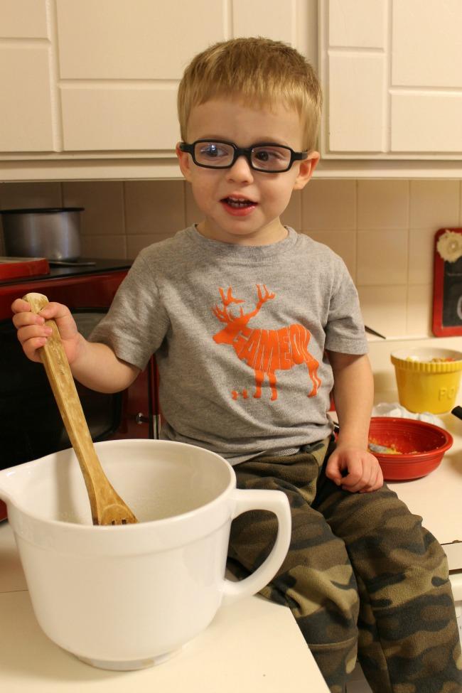 Candy Corn Sugar Scrub with Imperial Sugar