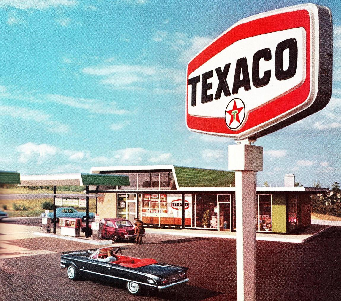 Oklahoma Icebox & Modern Gas Stations ...