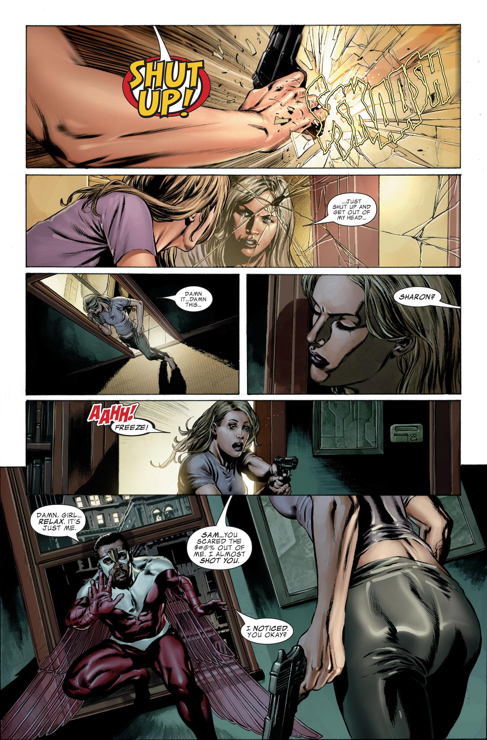 Captain America (2005) Issue #27 #27 - English 8