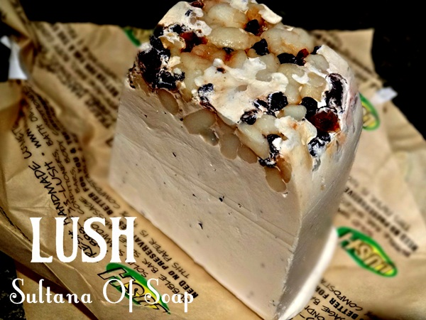 LUSH Sultana of Soap
