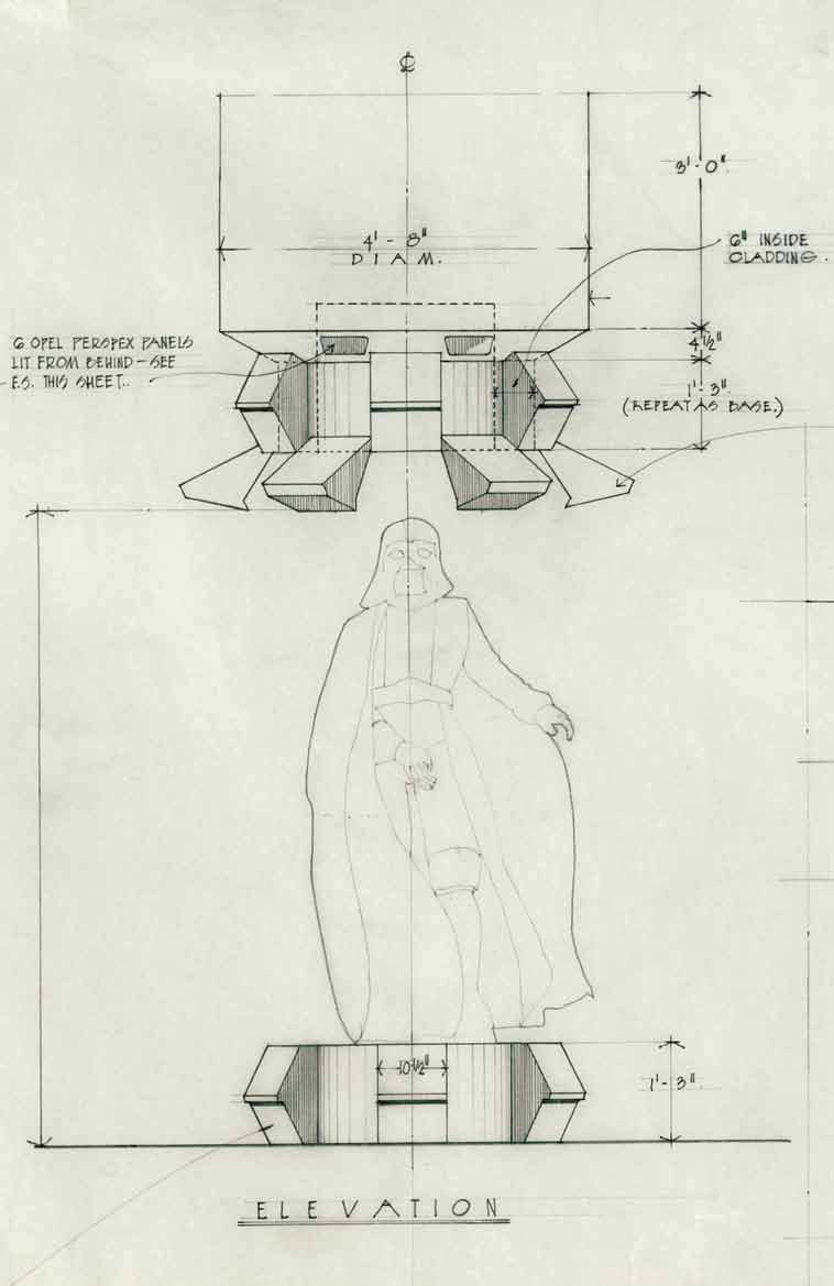 Mzgraciev a sneak peek at the collectors edition of never before star wars the blueprints gives voice to the groundbreaking and brilliant engineers designers and artists that have in film after film created the most malvernweather Images