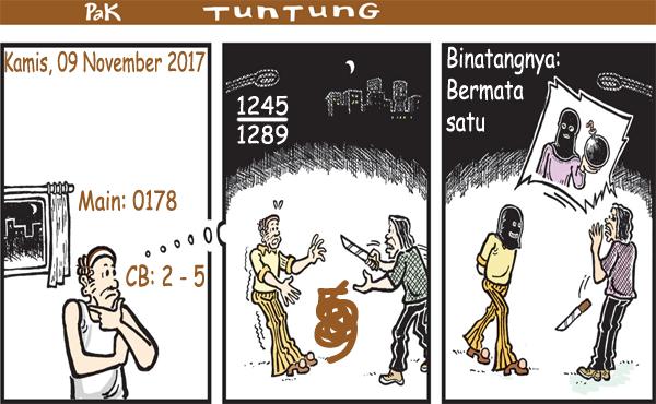 Prediksi Gambar Pak Tuntung Kamis 09 11 2017