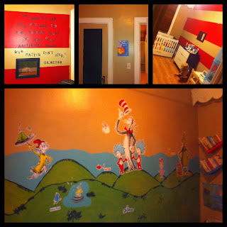 on Home Improvement: Room for Ideas: Jasmine's Seuss-inspired Bedroom