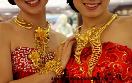Chinese Fashion Bridal Beautiful JewelleryCollection 1 Fashion