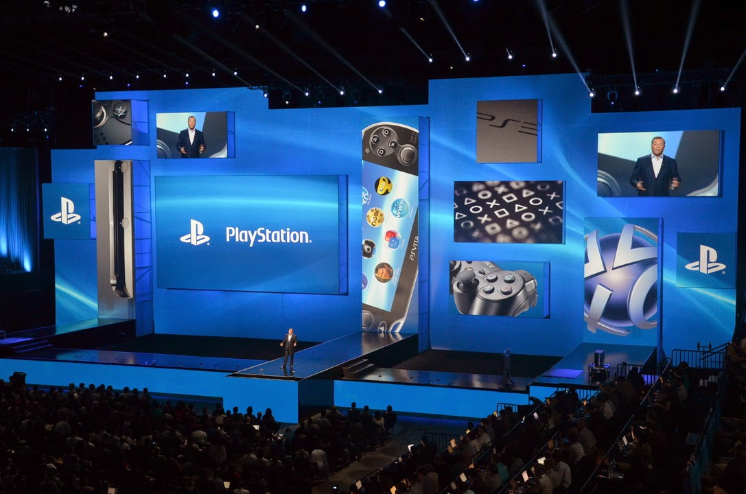 Conferencia de Sony en el E3 2014