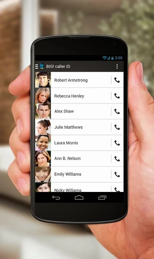 Full Screen Caller ID - BIG! PRO v3.3.9