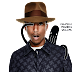 Happy oceans Happy life by Pharrell Williams presenting G STAR RAW collection