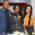 Toolz and Tunde Demuren private pre-wedding dinner with OAP Gbemi & other intimate friends (photos)