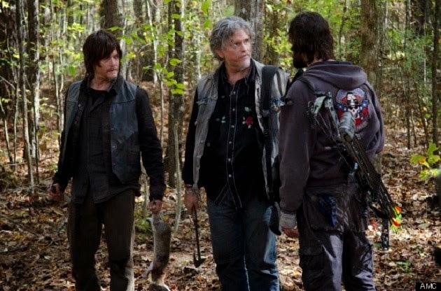 Walking Dead Season 4 Finale Spoilers