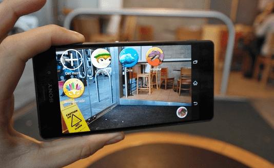 Sony Xperia Z3 Kamera 20.7MP