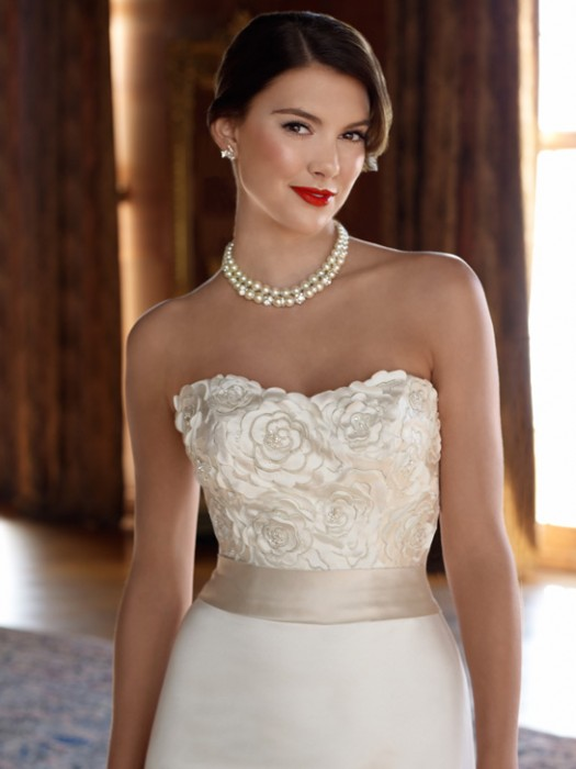 Casablanca bridal gowns ~ deliciously customizable wedding dresses