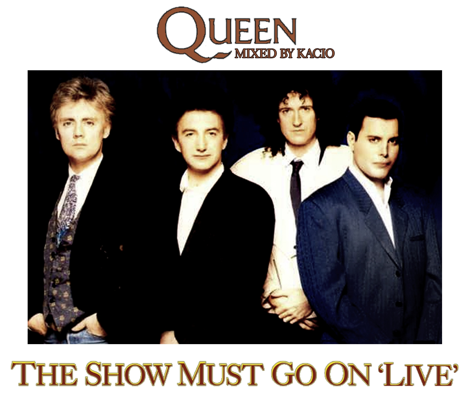 Queen The Show Must Go On